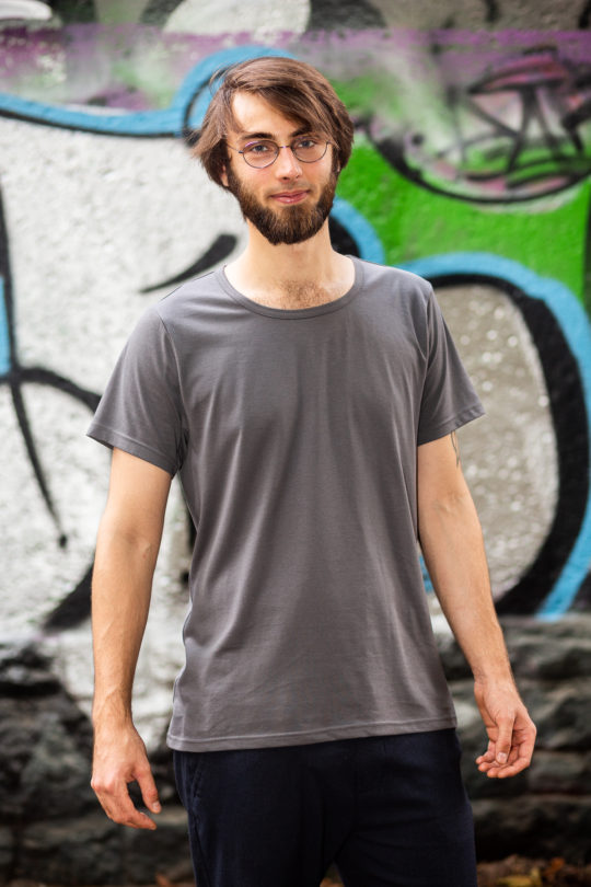 Stainless Shirt 1 shadow grey