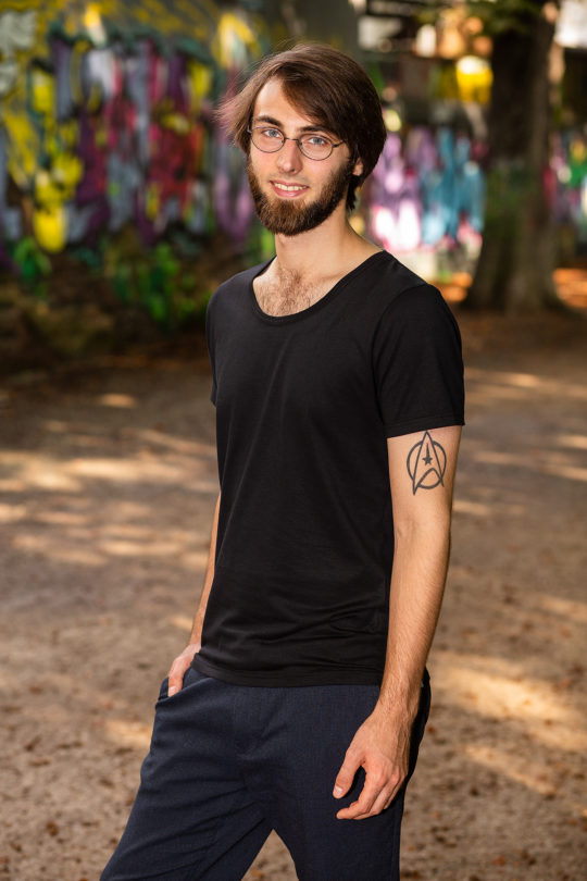 Stainless Shirt 2 black