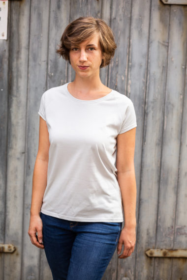 Stainless Shirt 4 glacier grey