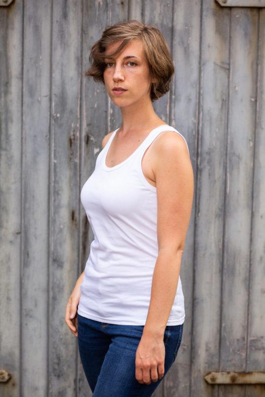 Stainless Shirt 5 snow white